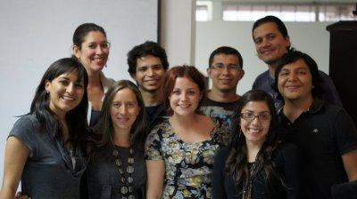 HONDURAs internship team