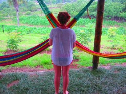 The bare basics of clothing in honduras