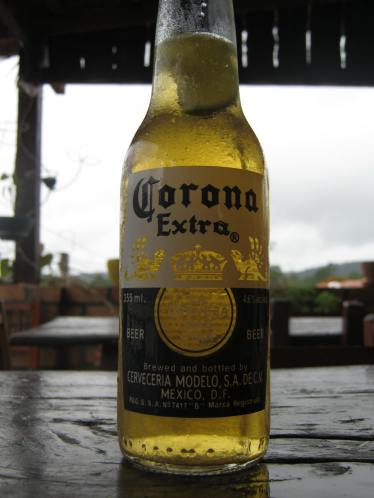 Corona corona in Honduras