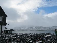 BIKES and SNOW!?