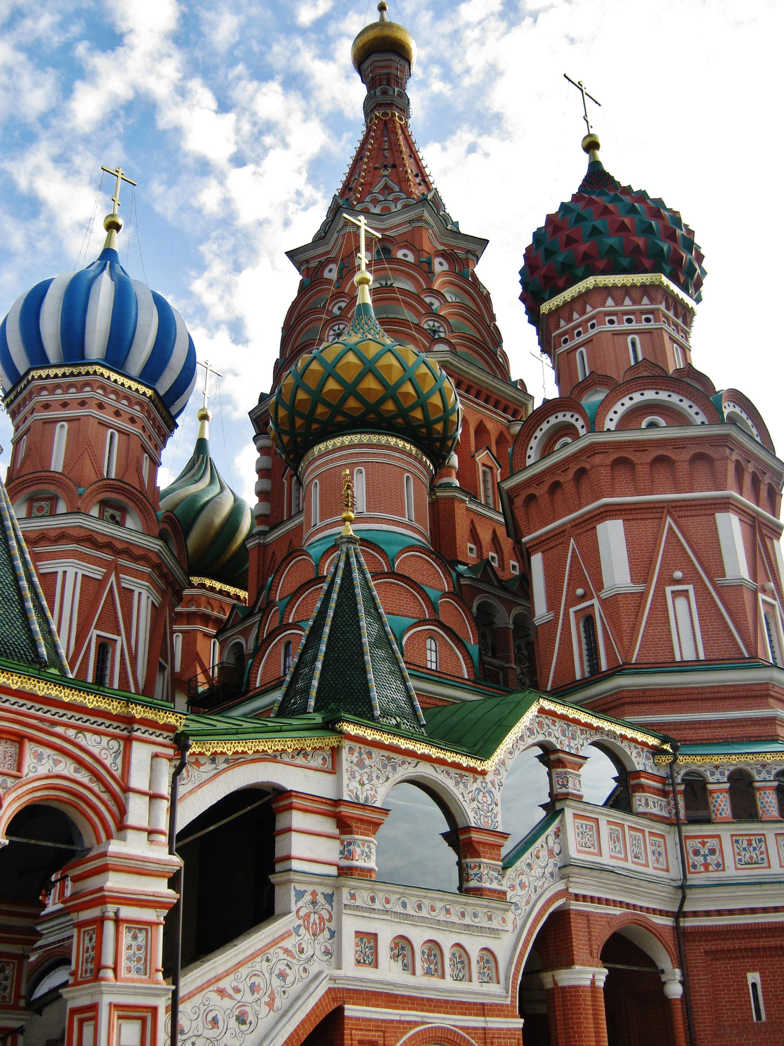 10 kjente turistattraksjonene i Russland turistattraksjoner - turisme på