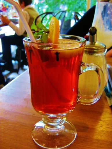 Russian Tea Cocktail