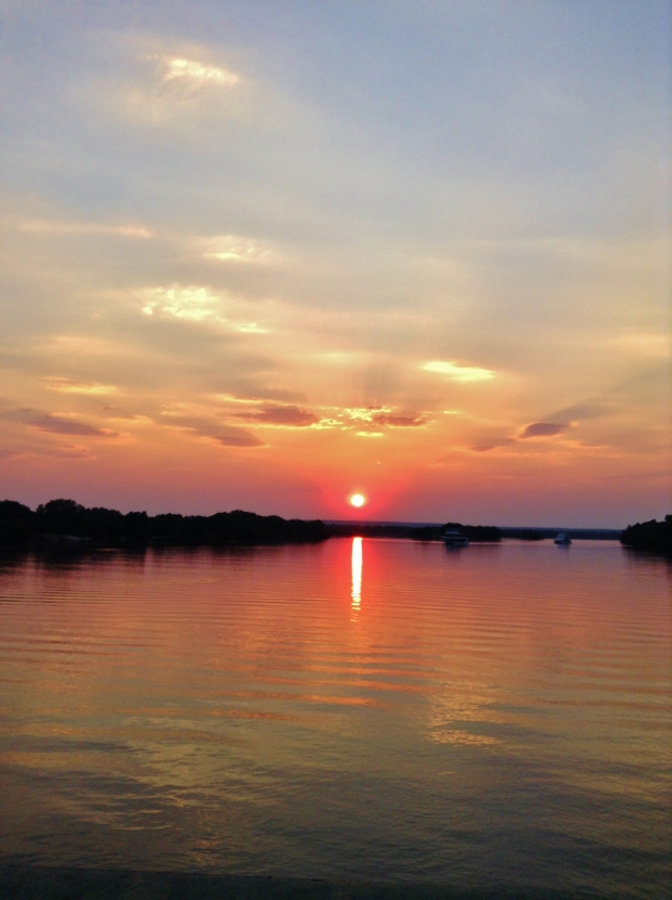 Zambian Sunset