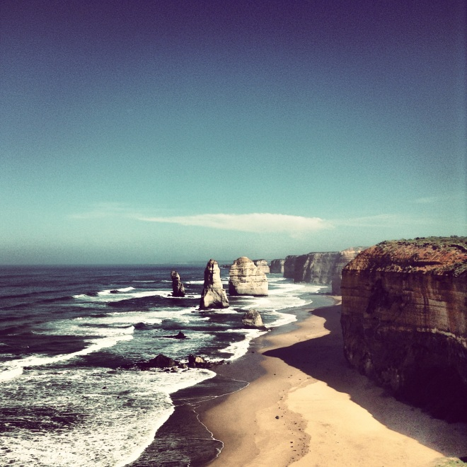 The Great Ocean Road, Australia