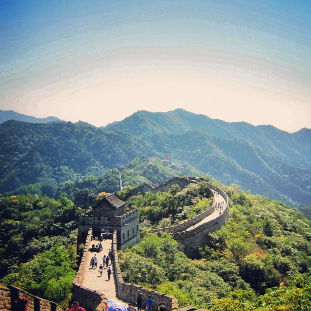 Beijing - The Great Wall of China