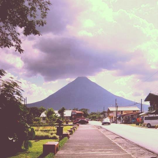 La Fortuna Volcano, Costa Rica
