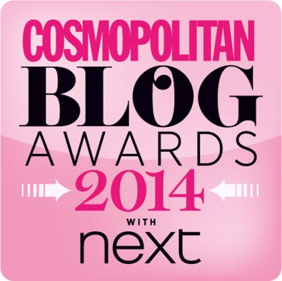 Cosmo blog awards 2014 vote for gemmafottles.com!