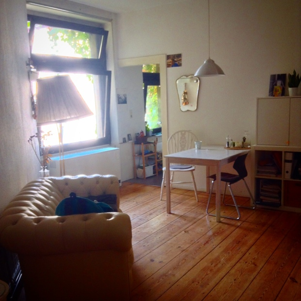 Airbnb Berlin apartment