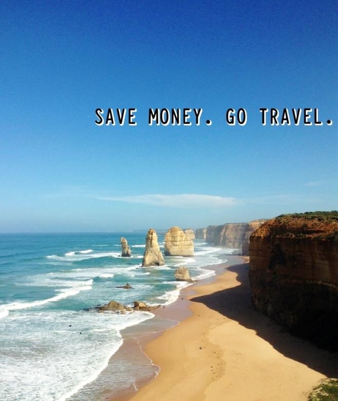 Australia - save money, go travel