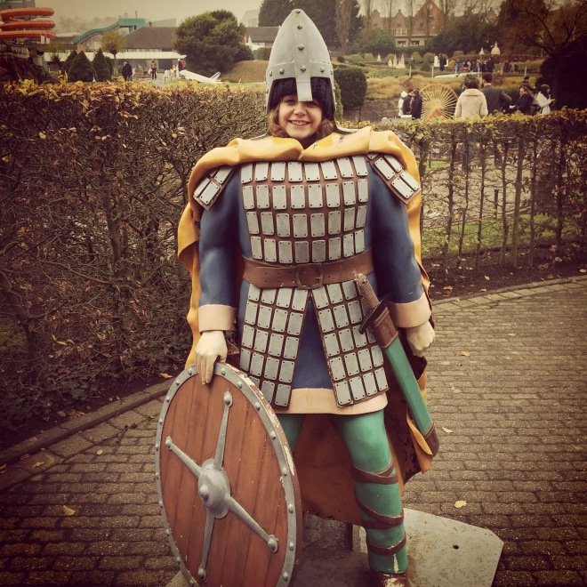 Vikings in Mini Europe, Brussels