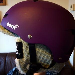 Women's bern brighton helmet